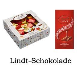 Lindt-Schokolade