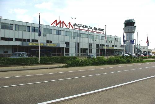 Flughafen Maastricht-Aachen